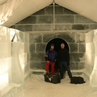 Ice Lounges and Ice Bars